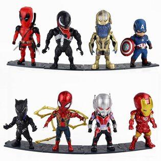 Фигурка из набора Супергерои Марвел (набор 8 шт.) 10 см.