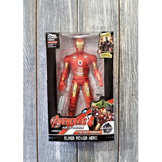 Фигурка Железный Человек: Мстители Эра Альтрона (Iron Man: Avengers Age of Ultron) Super Power Hero 19 см.