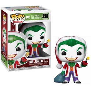Фигурка Funko Pop Санта Джокер (The Joker as Santa 358) Original