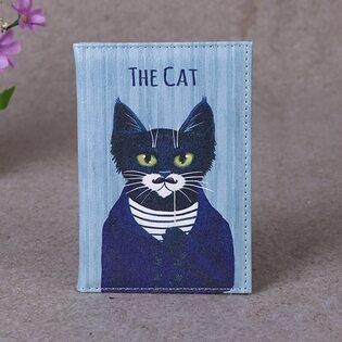 Обложка для паспорта The Cat