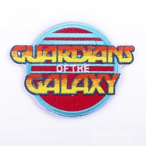 Нашивка Guardians of the Galaxy 10 см.