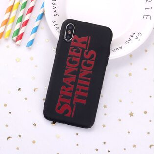 Чехол Stranger Things iPhone 7/8