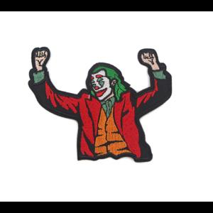 Нашивка Джокер танцует 9 см.