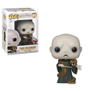Фигурка Funko POP Волан-де-Морт: Гарри Поттер (Voldemort: Harry Potter 85)