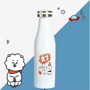 Термос-бутылка RJ BT21 белый 500 мл.