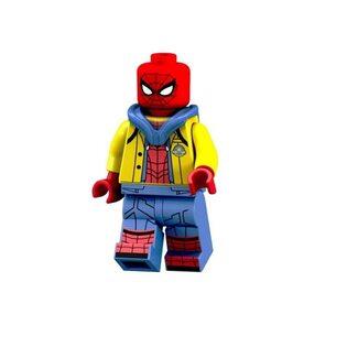 Фигурка Lepin Человек Паук: Вдали от Дома (Spider-Man: Far From Home)