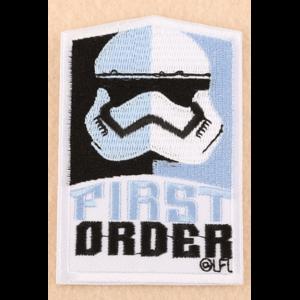 Нашивка First Order 10 см.