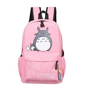 Рюкзак Тоторо розовый Studio Ghibli
