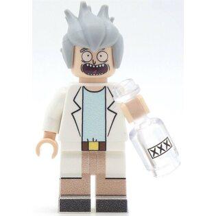Фигурка Lepin Рик: Рик и Морти (Rick: Rick and Morty)