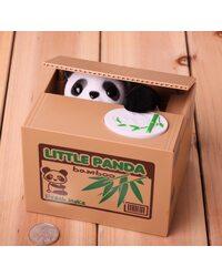 Копилка Панда в коробке