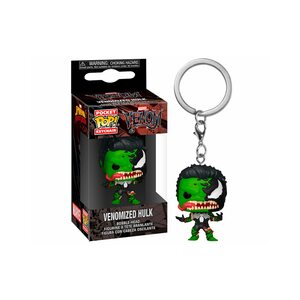 Брелок Funko POP Халк Веном: Марвел (Venomized Hulk: Marvel) Original