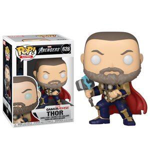 Фигурка Funko POP Тор: Мстители Игра (Thor: Avengers Game 628) Original