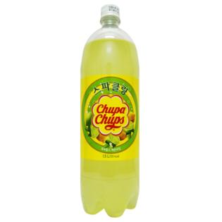 Газированный напиток Chupa Chups Лимон-Лайм 1,5 л.