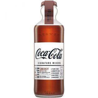 Газированный напиток Coca-Cola Smoky 200 мл.