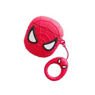 Чехол на AirPods Человек Паук (Spider-Man)