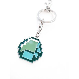 Брелок Алмаз: Майнкрафт (Minecraft)