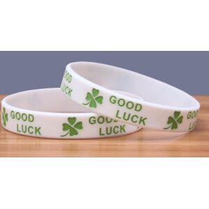 Браслет Good Luck белый