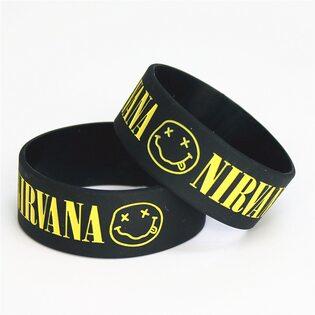 Браслет широкий Нирвана (Nirvana)