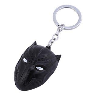 Брелок маска Черной пантеры