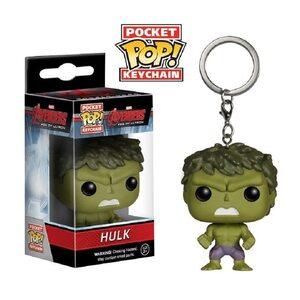 Брелок Funko POP Халк: Мстители Эра Альтрона (Hulk: Avengers Age of Ultron) Original