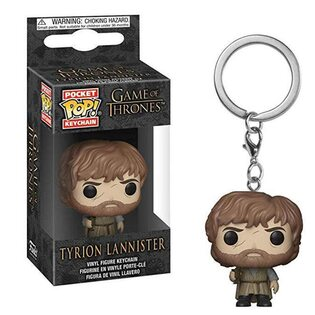 Брелок Funko POP Тирион Ланнистер: Игра Престолов (Tyrion Lannister: Game of Thrones) Original уценка