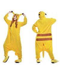 Кигуруми Пикачу M (Pikachu)