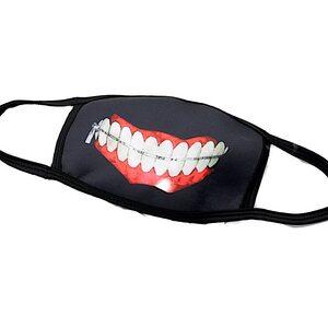Маска Зубы: Токийский Гуль (плотная)