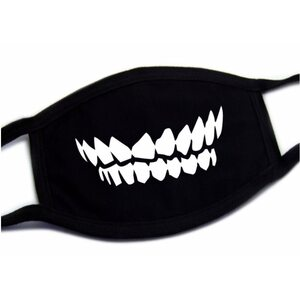 Маска Зубы
