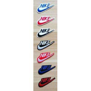 Нашивка Nike в ассортименте 5 см.
