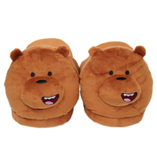 Тапочки Гризли: Мы обычные медведи