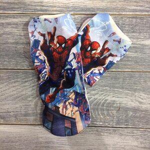 Носки Человек Паук картинка низкие