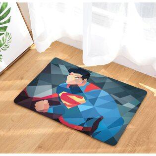 Коврик Супермен абстракция 60х40 (Superman)