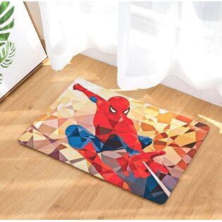 Коврик Человек Паук абстракция 60х40 (Spider-man)