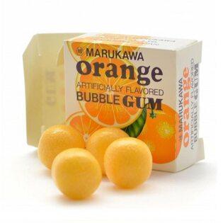 Жевательная резинка Marukawa Апельсин 5,4 гр.