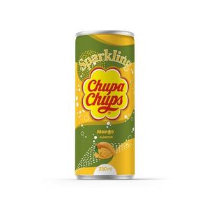 Газированный напиток Chupa-Chups Манго 250 мл.