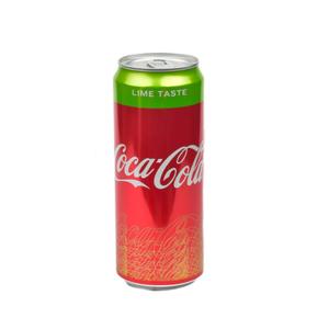 Газированный напиток Coca-Cola Лайм 330 мл.