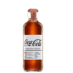 Газированный напиток Coca-Cola Woody 200 мл.