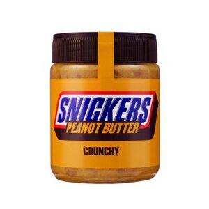 Арахисовая паста Snickers Peanut Butter 320 гр.