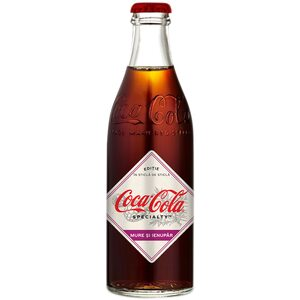 Газированный напиток Coca-Cola Speciality ежевика-можжевельник 250 мл.