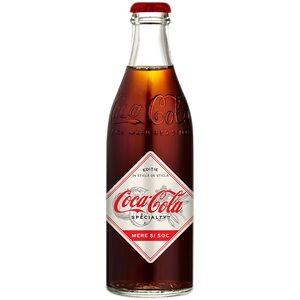 Газированный напиток Coca-Cola Speciality яблоко-бузина 250 мл.
