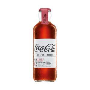 Газированный напиток Coca-Cola Spicy 200 мл.