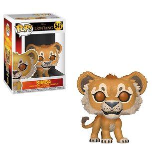 Фигурка Funko POP Симба: Король Лев (Simba: The Lion King 547) Original