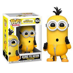 Фигурка Funko POP Кевин Кунг-Фу: Миньоны 2 (Kung fu Kevin: Minions 2 904) Original