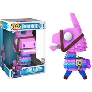 Фигурка Funko POP Лама: Фортнайт (Loot Llama: Fortnite 511) Original 27 см.