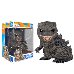 Фигурка Funko POP Годзилла (10 дюймов) : Годзилла против Конга (Godzilla: Godzilla Vs Kong 1015) Original