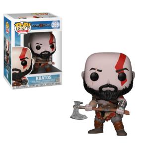 Фигурка Funko POP Кратос: Бог войны (Kratos: God of War 269)