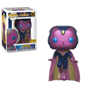 Фигурка Funko POP Вижн: Мстители Война бесконечности (Vision: Avengers Infinity War 307)
