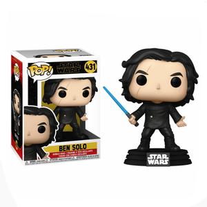 Фигурка Funko POP Бен Соло: Звездные Войны (Ben Solo: Star Wars 431) Original