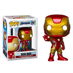 Фигурка Funko POP Железный человек: Мстители (Iron Man: Avengers 467) Original