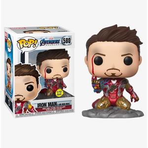 Фигурка Funko POP Железный Человек (я железный человек): Мстители (Iron Man (i am iron man): Avengers Endgame 580)